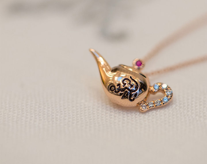 Afternoon Tea Ritual Necklace By Bao Bao Wan