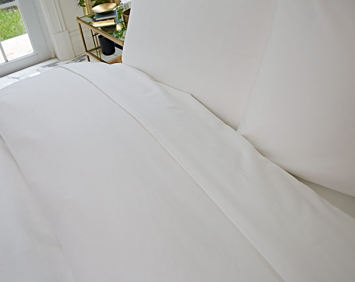 Frette 1860 For St. Regis Flat Sheet