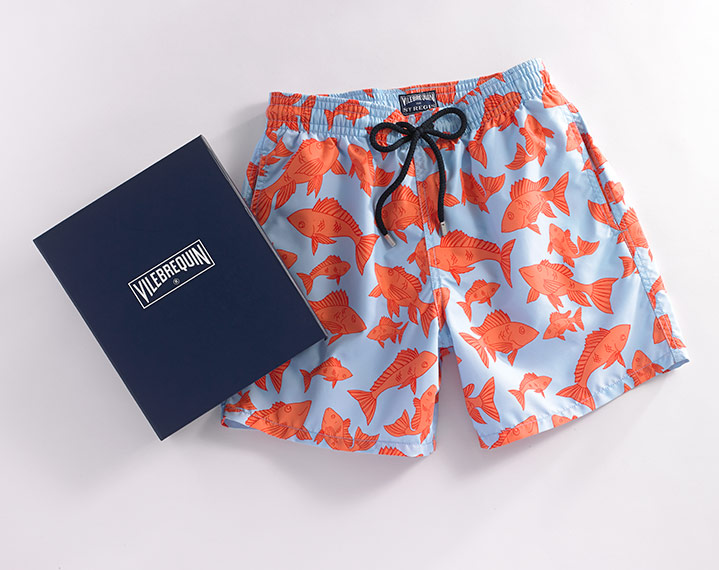 Vilebrequin Red Snapper Swimwear - Men