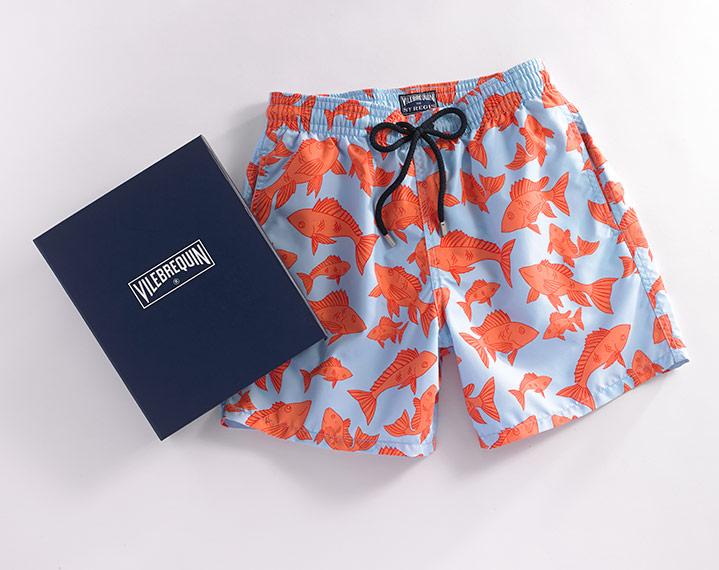 04b87e2f29 Vilebrequin Red Snapper Swimwear - Men | St. Regis Boutique Hotel Store