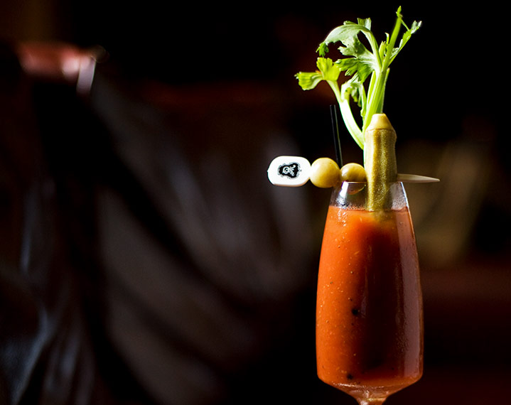 St. Regis Bloody Mary Mix