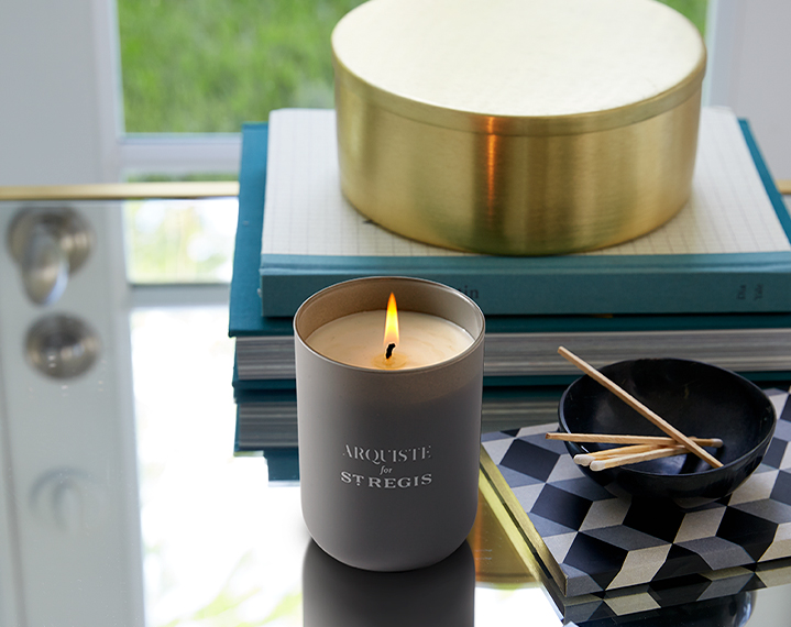 The St. Regis Candle