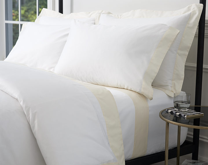Champagne Pillowcases