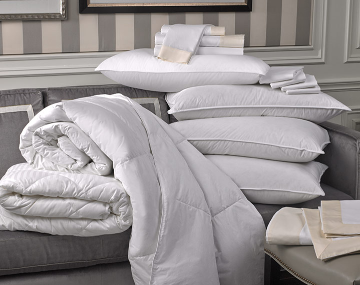 Champagne Bedding Set | St. Regis Boutique Hotel Store