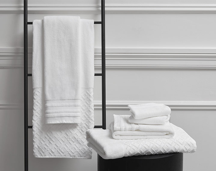 Diamond Towel Sets