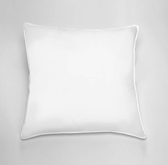 Down Alternative Euro Square Pillow