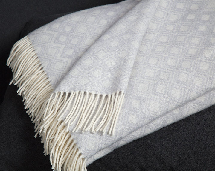Frette 1860 For St. Regis Jacquard Throw